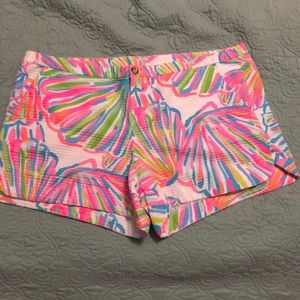 VGUC Lilly Pulitzer Adie Shorts. Size 16